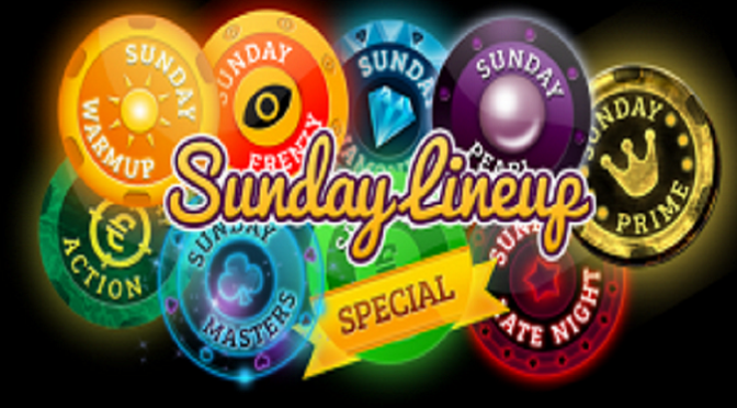 New Super Sunday MTT's on Pokerplex24