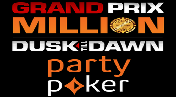 DTD/PartyPoker $1M GTD 17th-25th May 2015